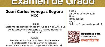 Examen - Juan Carlos Venegas