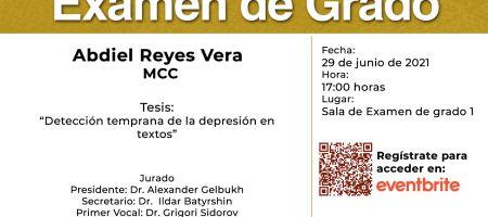 Examen de Abdiel Reyes